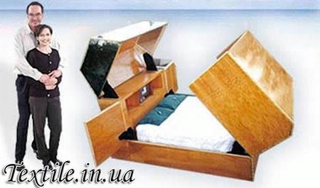 Антитеррористическая кровать