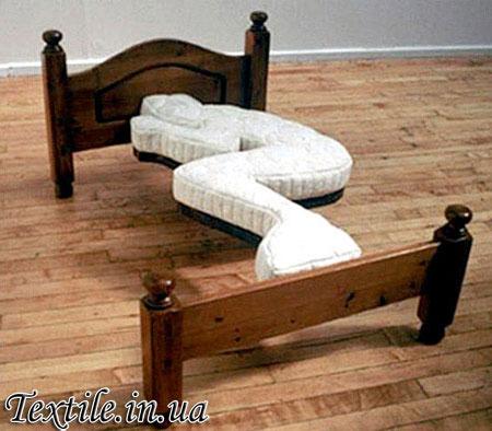 Спящая кровать