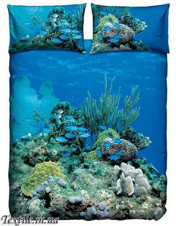Постельное белье Морское дно