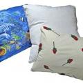 подушки и постельные принадлежности