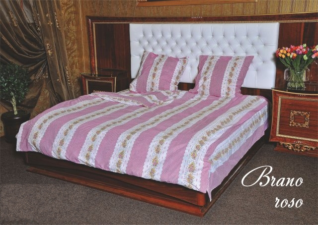 постельное белье Brano roso
