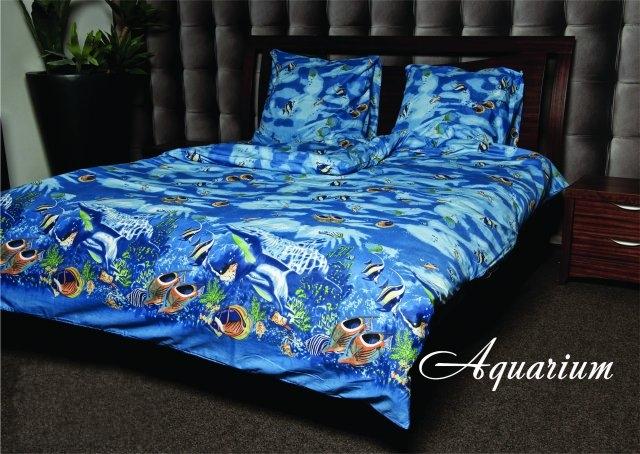 постельное белье Aquarium