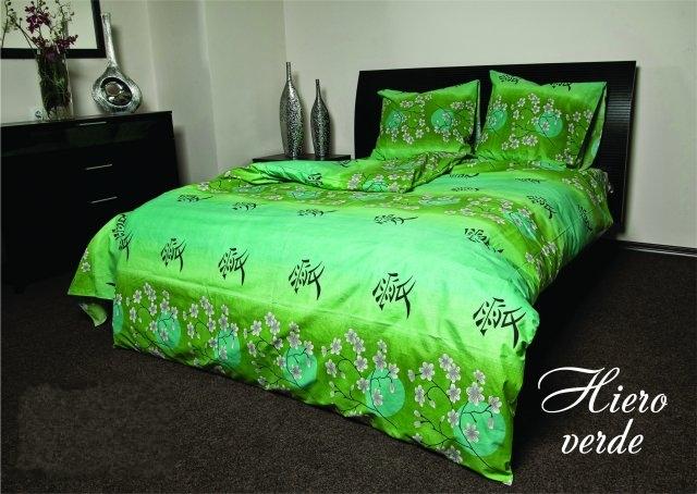 постельное белье Hiero verde