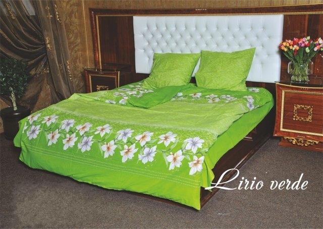 постельное белье Lirio verde