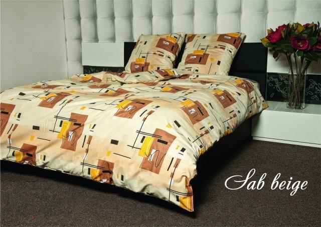 постельное белье Sab beige