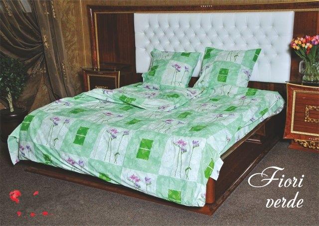 постельное белье Fiori verde
