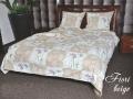 постельное белье Fiori beige