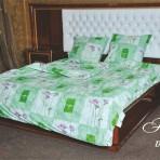 Постельное белье «Фрезия зеленая»