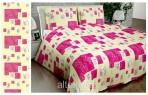 Постельное белье «веревочка розовая»