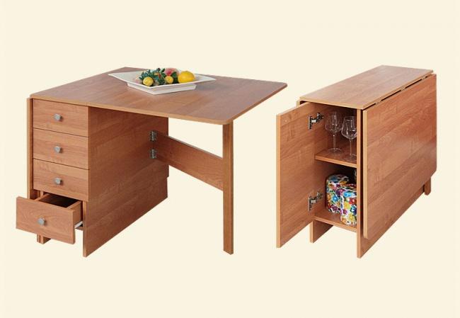 Как выбрать стол-книжку