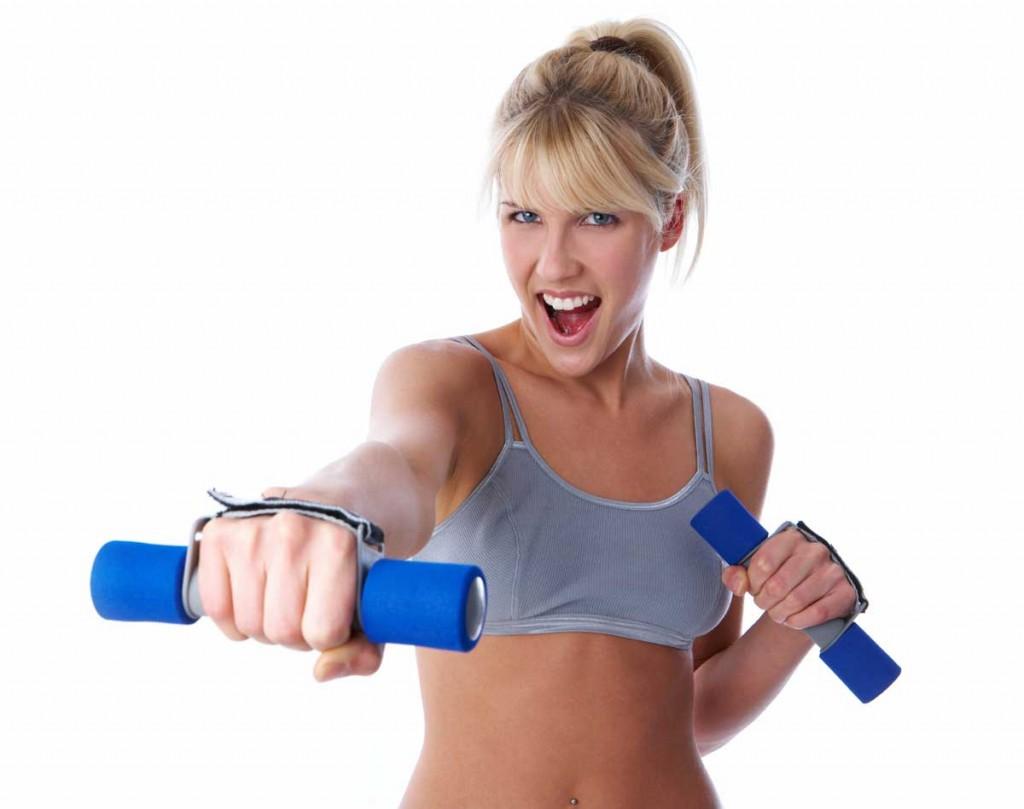 Упражнения с эластичной лентой для живота