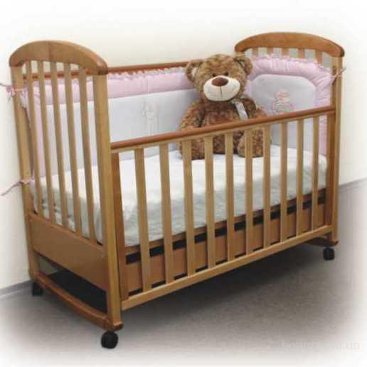 Как ухаживать за детской кроваткой