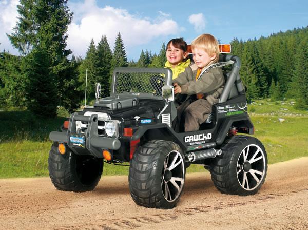 Покупка, хранение и уход за детским электромобилем