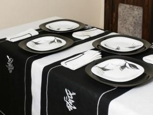 Пошив и разработка столового белья