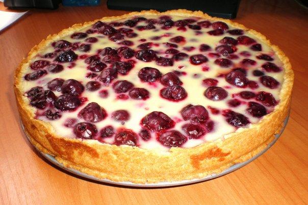 Рецепт быстрого пирога от Женского журнала SHAPE