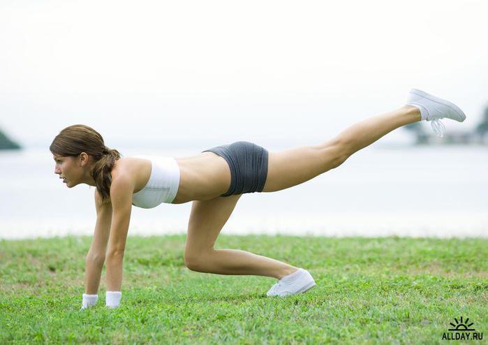 Занятия спортом - ключ к здоровью