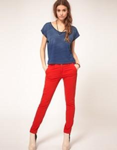 Модные женские брюки 2013-2014