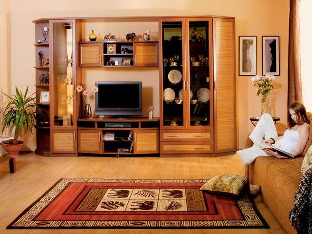 Модульная и корпусная мебель