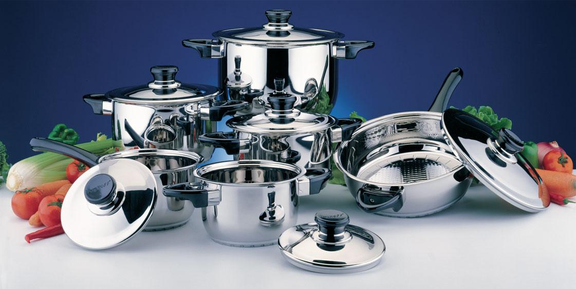 Почему мы советуем приобрести посуду известной торговой марки «BergHOFF»