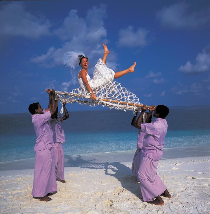 Заграничная свадьба