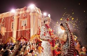 Индусская свадьба