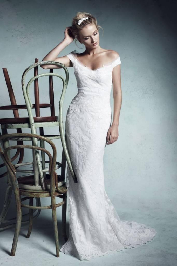 Стили и формы свадебных платьев