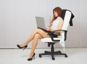 Выбираем офисное кресло