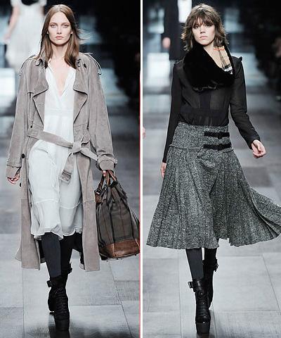 Какие будут модные фасоны юбок осенью-зимой 2013-2014