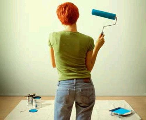 Косметический ремонт помещения – выполняем своими руками
