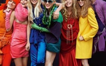 Модная цветовая гамма 2014 года