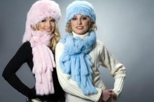 Модные шарфы 2013
