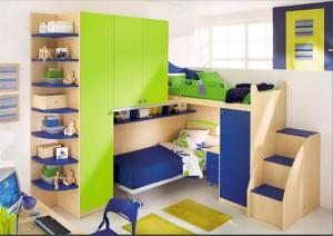 Развивающий интерьер детской комнаты 8 идей