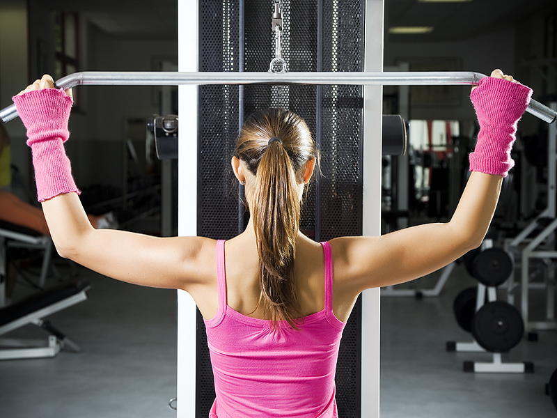 Силовые тренировки для женщин