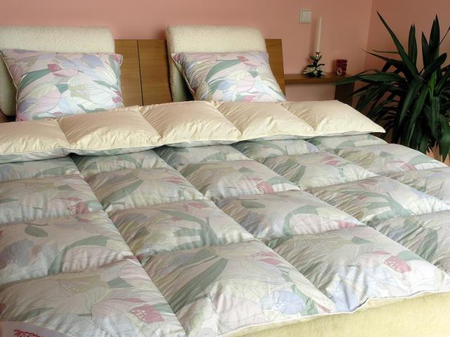 Как выбрать одеяло для спальни