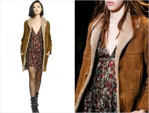 Модели женских кожаных курток 2013-2014
