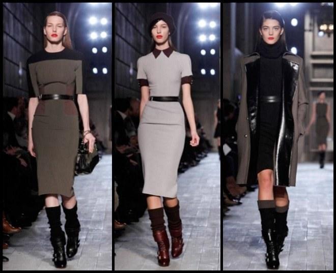 Стильные и модные сапоги осень-зима 2014