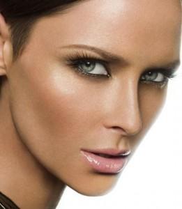 Техника макияжа для маленьких глаз