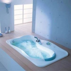 Что собой представляют гидромассажные ванны из акрила