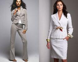 Как правильно выбрать женский брючный костюм?