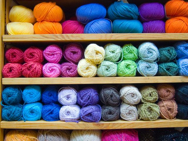Ручное вязание: как выбрать пряжу?