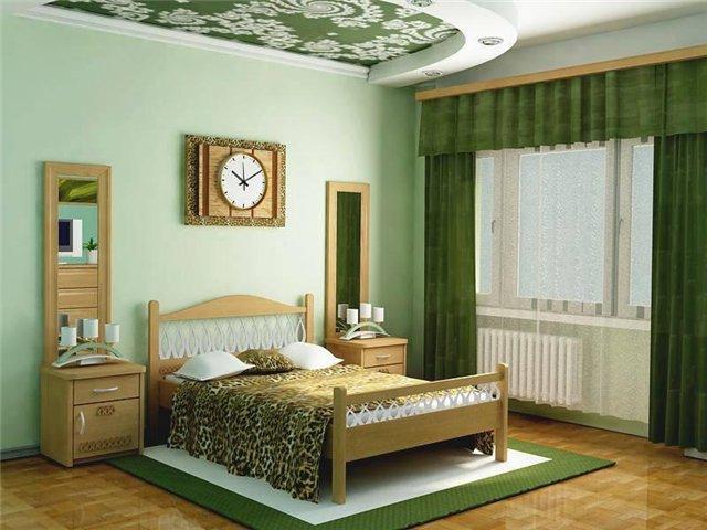 Оригинальная итальянская спальня