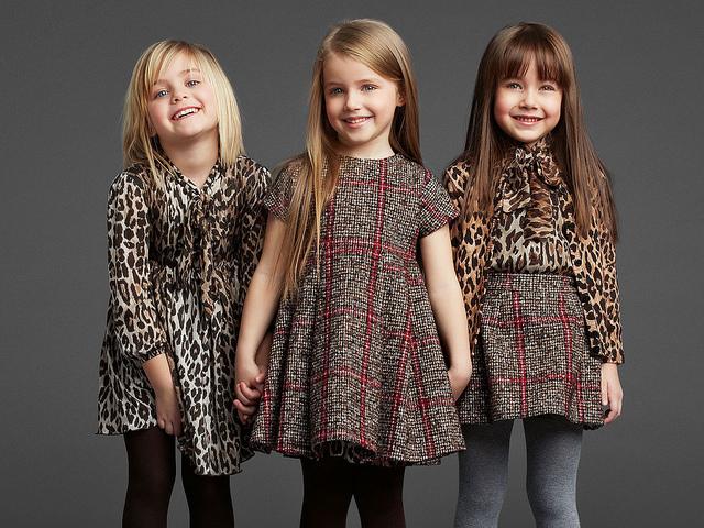 Новая коллекция детской одежды 2014