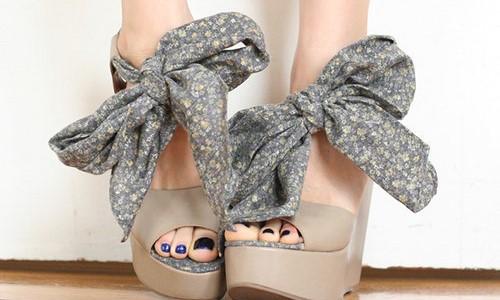 Обувь для стильных ножек 2014
