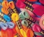 Как сделать вышивку: нитки для вышивания