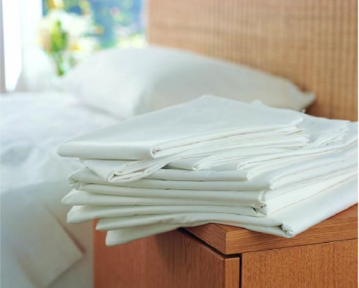 Как отбелить постельное белье?