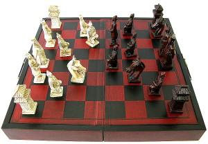 Шахматы в подарок