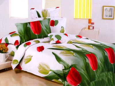 Как выбрать 3d постельное белье?