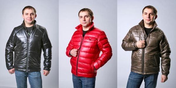 Модные куртки для мужчин
