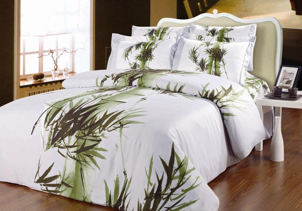 Постельное белье из бамбуковой ткани