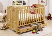 Как выбрать кроватку для ребенка?